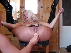 german wife rectal aperture play