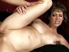 wicked grandma enjoys hard fucking