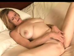 marvelous woman masturbating