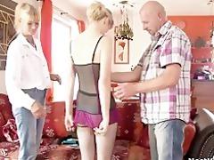 amoral parents seduces their sons gf