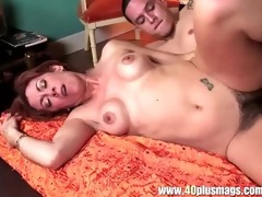 sexy housewife with hot curly beaver
