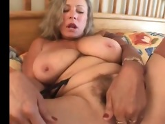 fucll fashion stockings mature busty with high
