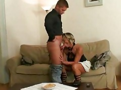 her mama seduces her hubby for sex
