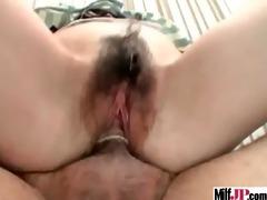 hawt breasty oriental mother i receive screwed