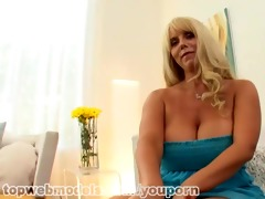 golden-haired large love melons mother i