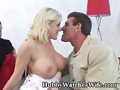 wifes bouncing milk sacks shared
