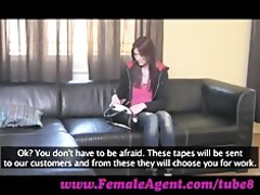 femaleagent. belt on fun