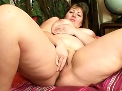 overweight golden-haired d like to fuck wanda got