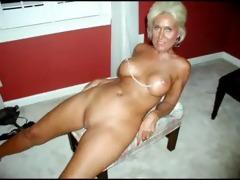 sexy hot granny widening