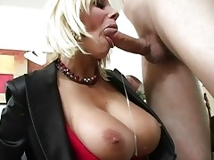 alluring breasty golden-haired d like to fuck