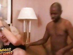 aged golden-haired sex