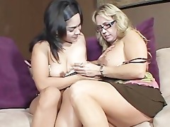 her first mature woman 9 - scene 4